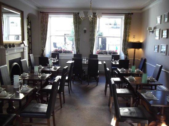 Lime Tree Hotel : comedor en planta baja