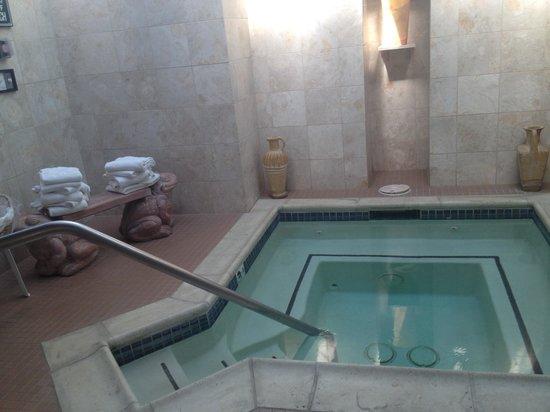 Sonoma Coast Villa Resort and Spa: Jacuzzi