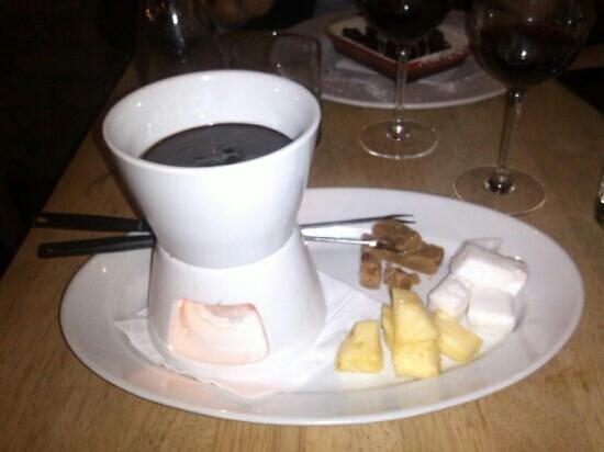 Whitefriar Grill: yummy...