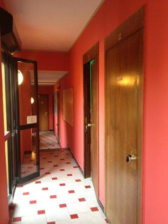 Bonola Hotel: lCorridoio