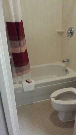Bathroom in Superior King room