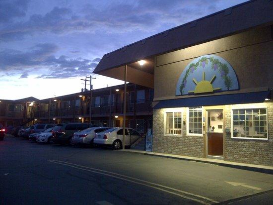 Motel 6 Walla Walla: Entrance