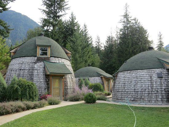 The Domes: Cabins