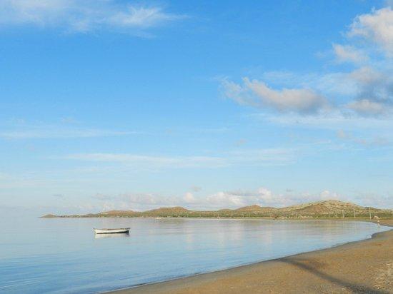 Posada Pujuru: Playa