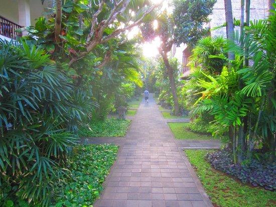 Puri Raja : Gardens