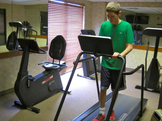 Wingate by Wyndham Convention Ctr Closest Universal Orlando: Gym