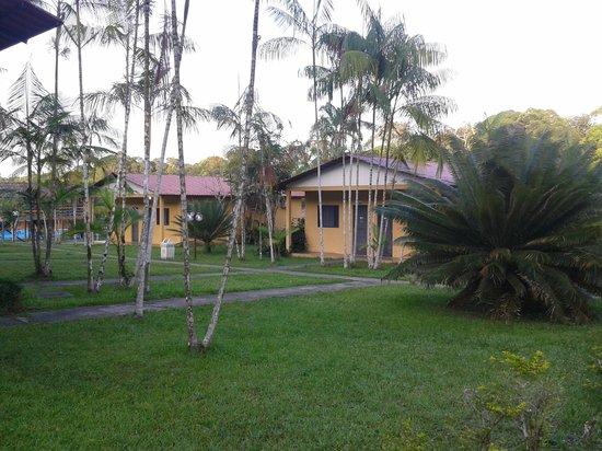 Hotel Iracema Falls: Apartamentos