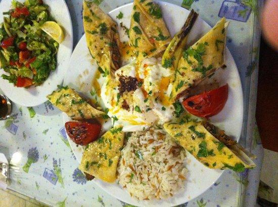 Antik Akdeniz: Tasted amazing!