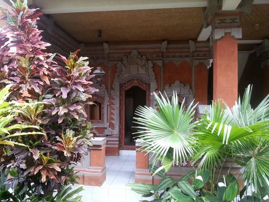 Kori Bali Inn: Room 5 Ground floor pleasant peaceful garden view
