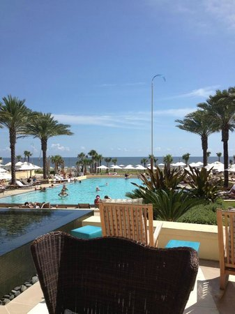 Omni Amelia Island Plantation Resort : The view from the deck
