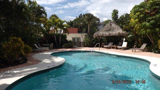 Sunrise Garden Resort: Pool area