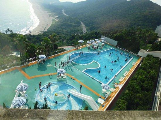 Irako View Hotel : ホテルのプール