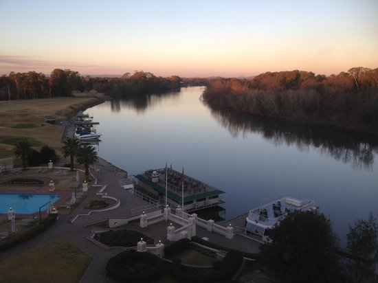 BON Hotel Riviera on Vaal: River Vaal