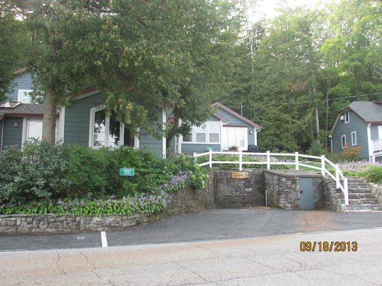 Cliff Dwellers Resort: Cedar Cabin