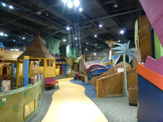 The Strong National Museum of Play: Reading Adventureland