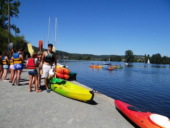 Maison Porte del Marty : Canoeing