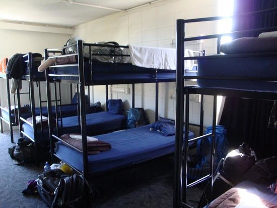 Base Rotorua : Dorm room.