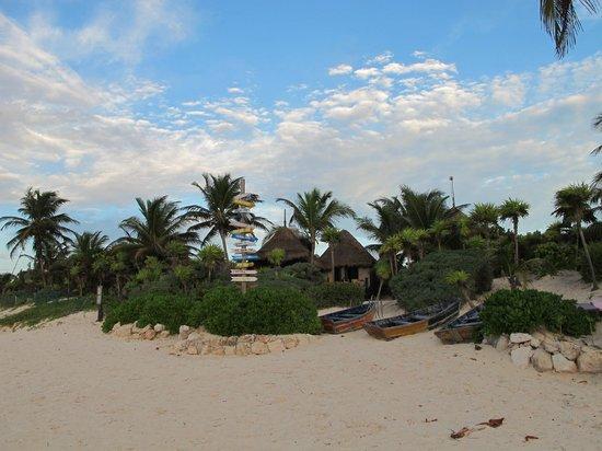 Hotel Playa Esperanza Tulum