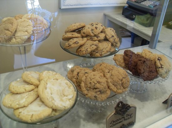 Dallas by Chocolate Tours : Great One Cookie Company