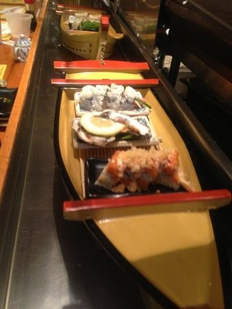 Afloat Sushi