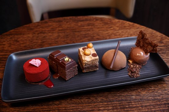 Koko Black: Dessert Degustation (Sept 2013)