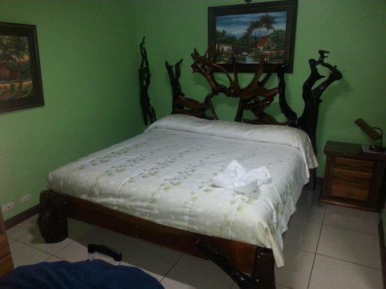 La Posada Hotel: Room