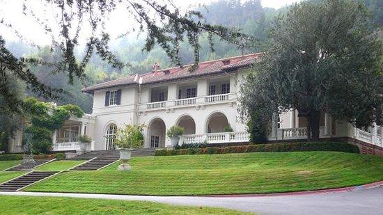 Saratoga Ca Villa Montalvo
