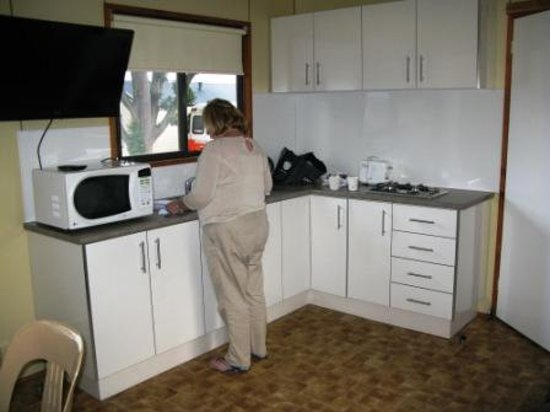 Karrinyup Waters Resort: The Kitchen area