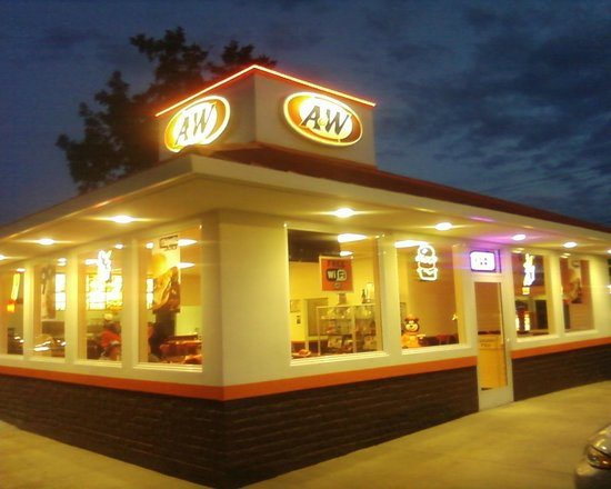 A & W All American Food: Newly remodeled