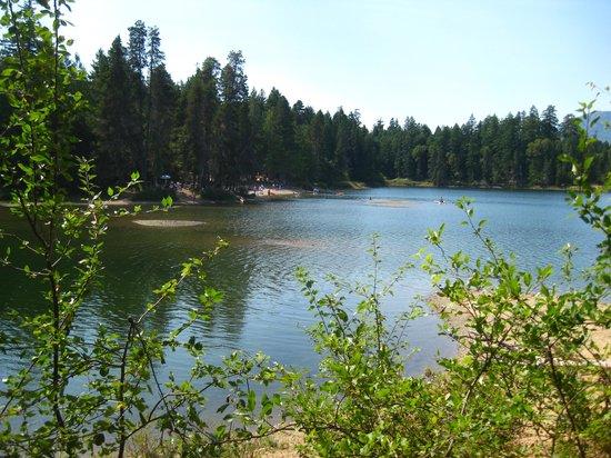 Spider Lake Provincial Park