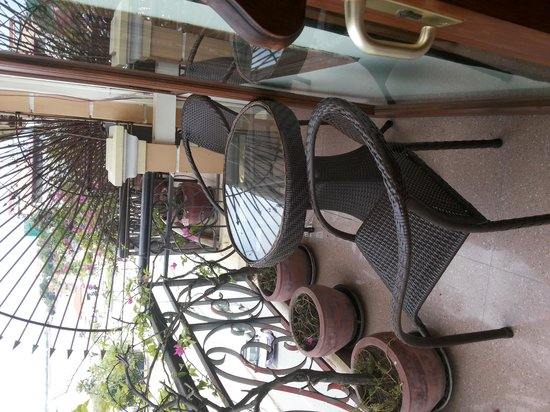 Bougainvillier Hotel : Balcony View 2