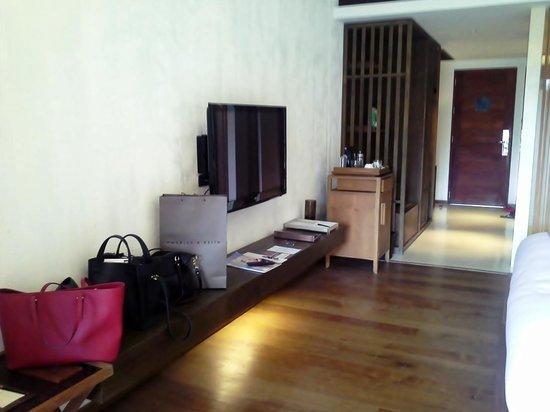 Hansar Samui Resort: Our room