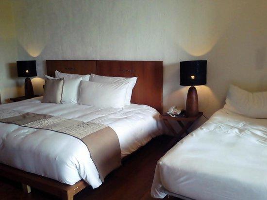 Hansar Samui Resort: With extra bed