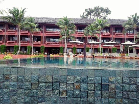 Hansar Samui Resort: swimming pool