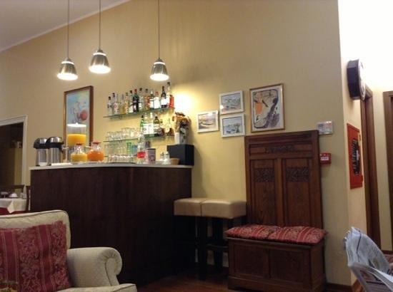 Hotel Belle Epoque : bar
