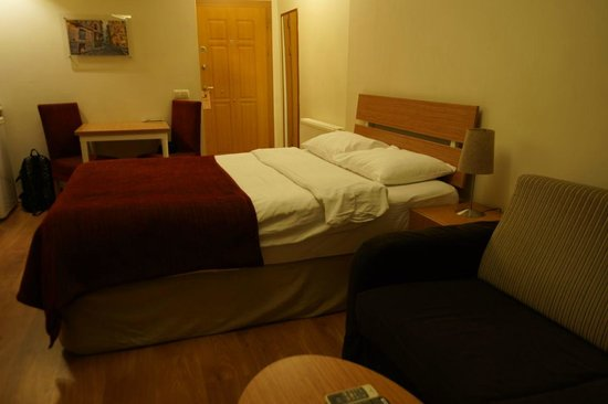 Three Apples Residence : ベッド