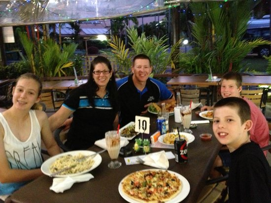 Ingenia Holidays Cairns Coconut: A Feast for Five