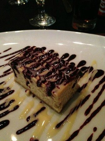 ZK Nikkei Cuisine: Desert