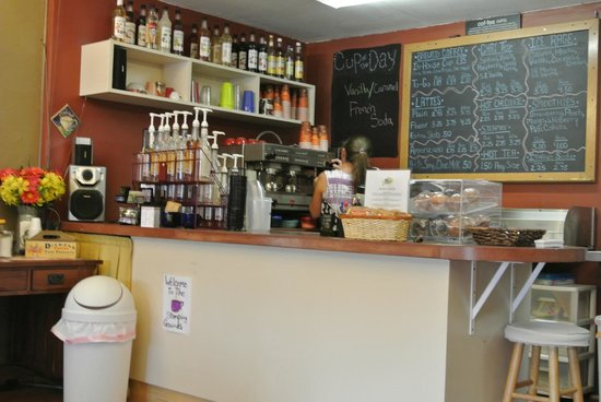 Stomping Grounds: Very friendly Coffeeshop in Staples
