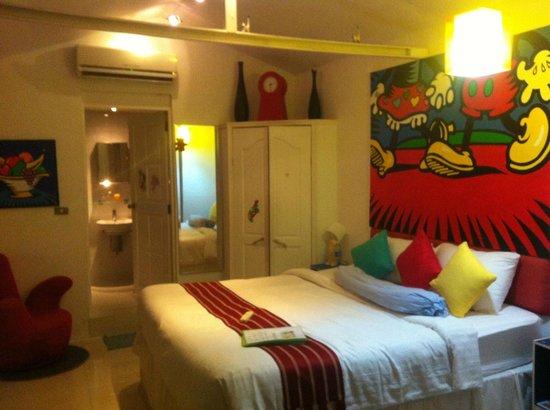 AKWA Guesthouse: Penthouse