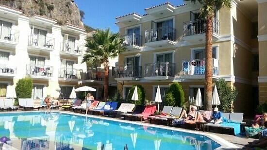 Villa Beldeniz: lovely hotel