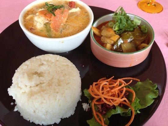 White Elephant Thai Cuisine : White Elephant