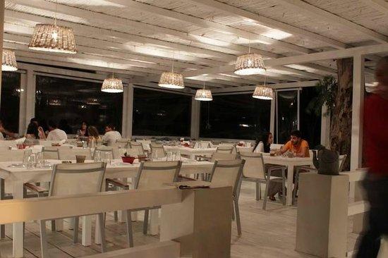 Gialia Restaurant: veranda