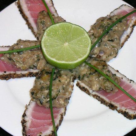 Life's a Feast: Create beautiful dishes like this  Pepper Seared Tuna