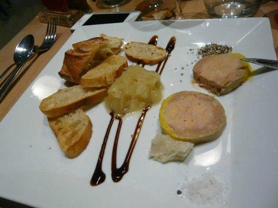 L'Hexagone : foie gras