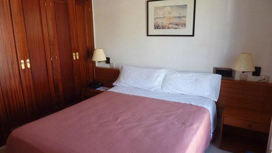 Hotel Dos Rios: chambre