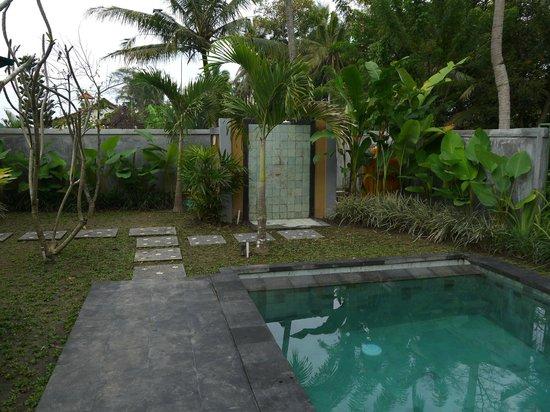 Deta Junjungan Rice Field Villa: Noisy pumping motor sound all night