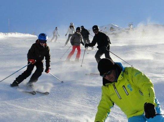 Adrenaline (ESI) Ecole de Ski Verbier : cours ski groupe Verbier