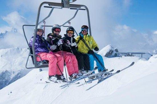 Adrenaline (ESI) Ecole de Ski Verbier : private ski lesson Verbier