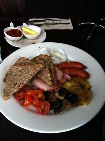 Nectar big breakfast